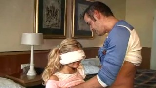 Blindfolded Dutch Sister Rough Fuck With Brother