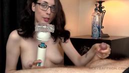 UNCUT Behind the Scenes: TRIPLE CUM Cock Milking! - Trailer