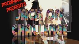 PronMan9731 Presents: Jack Off Challenge Episode 2: Samantha Mack