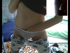 Floral pants coconut_girl1991_070716 chaturbate LIVE REC