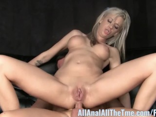 Petite Teen with Braces Gets Ass Fucked For AllAnal!