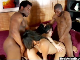 image Devilsgangbangs marley blaze takes bbcs in all holes
