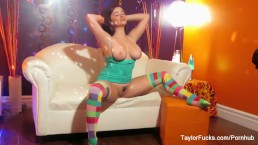 Behind the scenes with Taylor Vixen and more