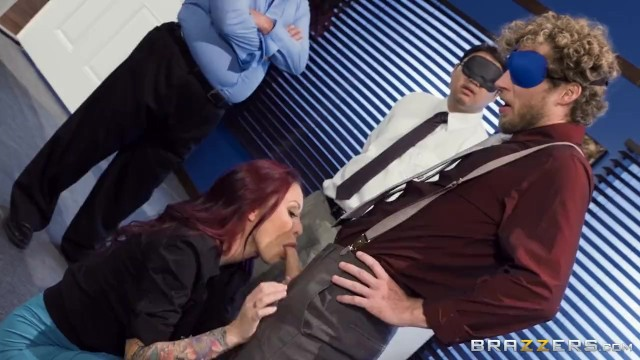 Adult academic testing environment Boss monique alexander improves the work environment - brazzers