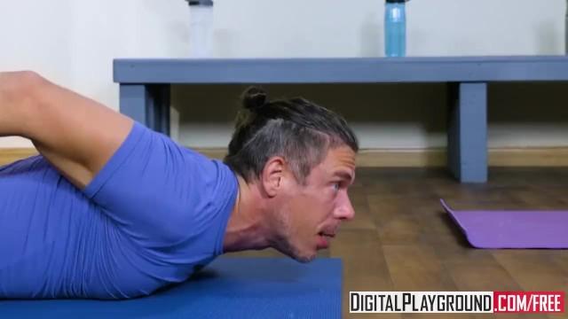 DigitalPlayground - Downward Dog Blair Williams Mick Blue 1