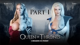 Queen Of Thrones: Part 1 (A XXX Parody) - Brazzers