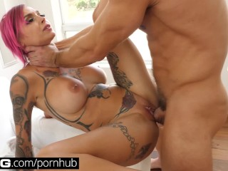 Bang Confessions: Anna Bell Peaks Fucks Fan With Panty Fetish