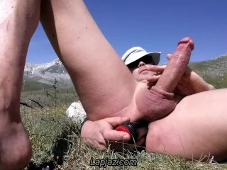 Anal in mountains - Lapjaz.com