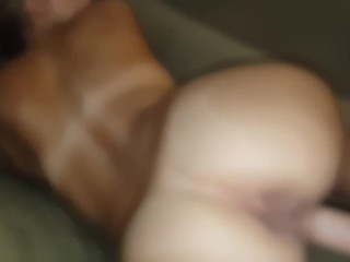 Preview 4 of Big Booty & Deep Dick Couch Fuck