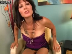 stepmom tells you to jerk off while she verbally abuse you