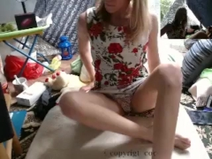Red flowers dress coconut_girl1991@chaturbate-2017-08-05 REC