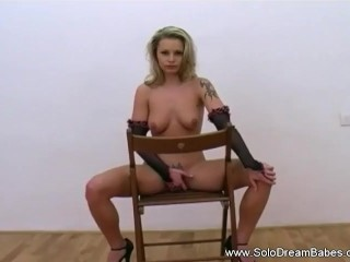 This MILF Is A Real Cougar Solo Babe
