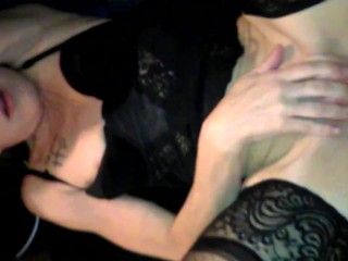 Blowjob & Rimjob from my Slave in training..