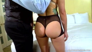 Preview 4 of Verbal Cuckoldress and Her Black Bull (POV)