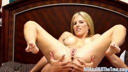 Blonde Milf Cory Chase Takes It Up The Ass for All Anal!