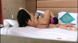 Indian Bhabhi Pussy Pounded Hard With Intense Orgasm
