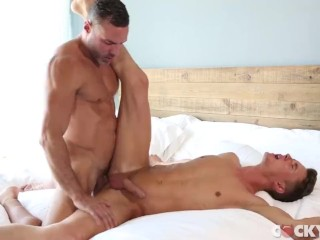 CockyBoys: Manuel Skye Pounds Peter