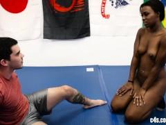 dominated in wrestling