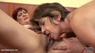 Grannies Hardcore Fucked Interracial Porn with Old Women loving Black Cocks Fake tits
