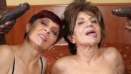 Секс со старыми женщинами