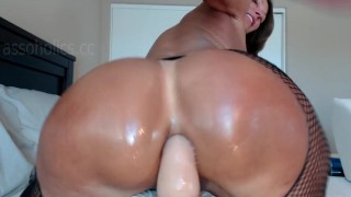 Pawg JessRyan doing all things anal