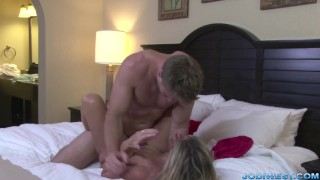 Jodi West in Mother's Special Massage porno