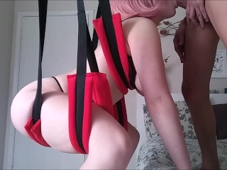 EMMARAE SEX SWING CREAM PIE COMPILATION YOUNG RED HEAD PAWG S-DADS GIRL CUM