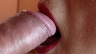 Close up blowjob / Mamada de cerca Rough fucking