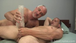 Andrew Stone and Jake Cruise Frottage