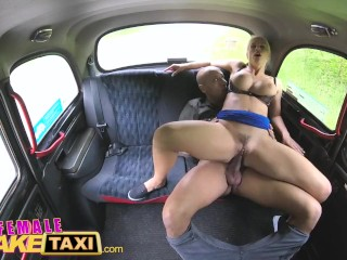 Female Fake Taxi Big black cock creampies blondes hot tight Czech pussy