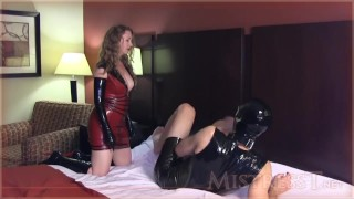Preview 2 of [MistressT] 2017-02-27 - Whore In Training