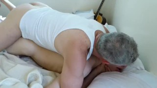 The amazing singing bottom boy teaser breeding facial pounding