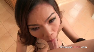Hell thai as girl is horny a sexy bangkok girl