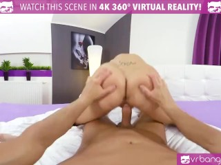 VR Bangers-BARBARA BIBER ROUGH MAKE UP SEX