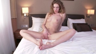Beauty-Angels.com - Melisa - Passionate morning anal scene in bed