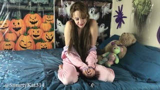 DDLG Baby Girl's First Dildo Experience Full Version