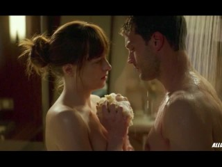 Dakota Johnson Nude in Fifty Shades Darker