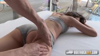 The masseuse beautiful fucks lia car missionary