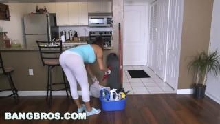 BANGBROS - Big Tit Latina Maid Julianna Vega Takes Dick (mda13561) Riding princess