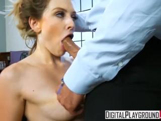 DigitalPlayground – The Panty Hoes Giselle Palmer Ryan Driller