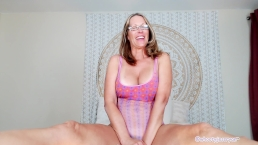 Milf JessRyan Riding Her Big Toy