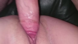 Amazing playing and creaming On cock