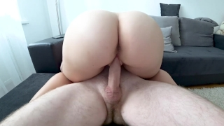Fuck an 18 year old girl with a big ass Rough girl
