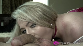 TAKEN TOO FAR- A Fans Big Cock Stretches My Tight Wet Pussy Too Far INTENSE Young big