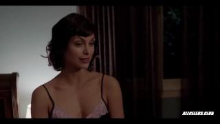Morena Baccarin Nude Scenes - Homeland