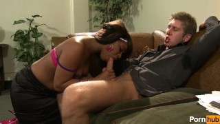 Shack  black scene big cock