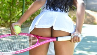 BlackValleyGirls- Preppy Black Teen Seduced By Stepdad