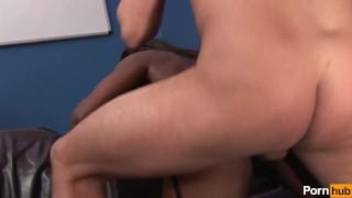 office perks - Scene 4 Sensual tits
