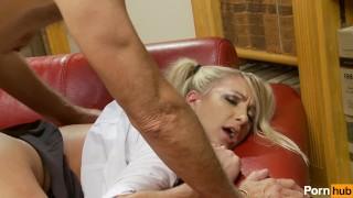 ben dovers finishing school - Scene 3 Pov sex