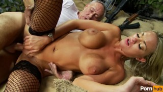 Dovers knicker  scene ben inspection pussy big